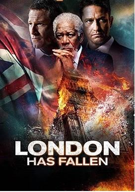 فیلم سقوط لندن با دوبله فارسی