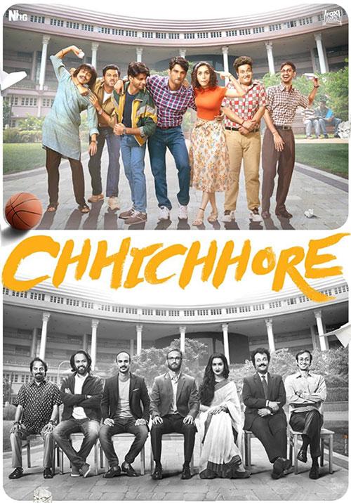 دانلود فیلم هندی گستاخ با دوبله فارسی Chhichhore 2019