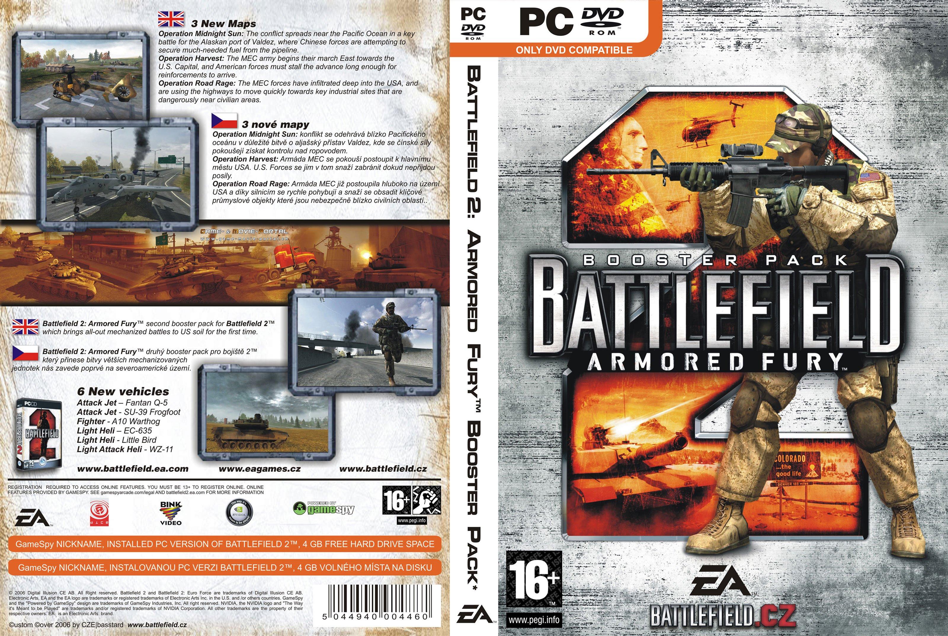 آموزش آنلاین بازی کردن Battlefield 2
