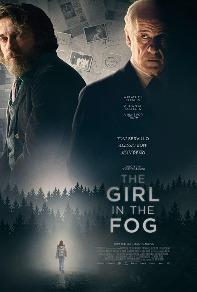 دانلود فیلم The Girl In The Fog 2017
