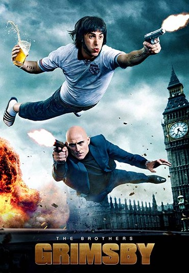 دانلود فیلم Brothers Grimsby 2016 دوبله فارسی