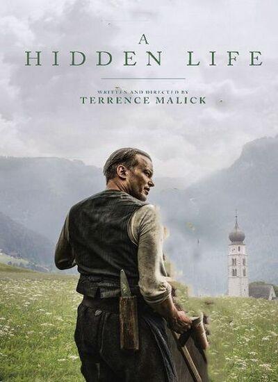 دانلود فیلم یک زندگی پنهان دوبله فارسی A Hidden Life 2019