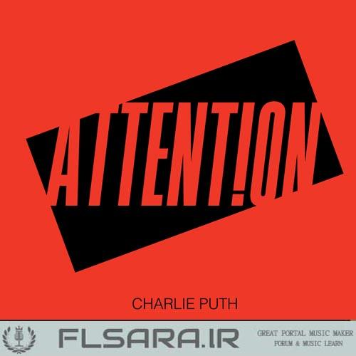 دانلود سورس اف ال استودیو آهنگ Attention  از charlie puth