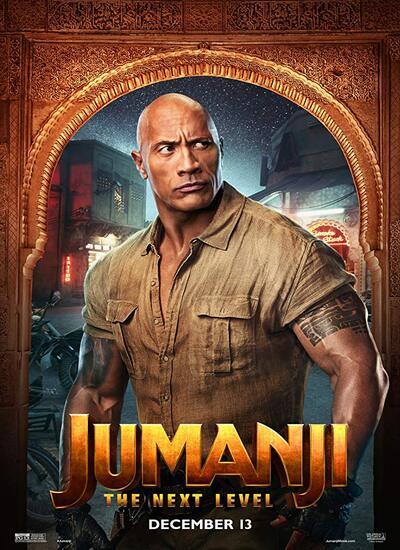 دانلود فیلم جومانجی 3 دوبله فارسی 2019 Jumanji The Next Level