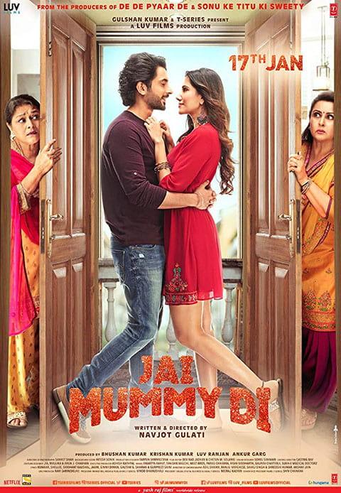 دانلود فیلم هندی Jai Mummy Di 2020