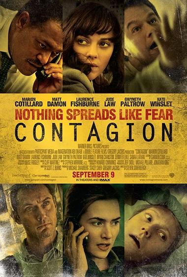 دانلود فیلم Contagion 2011 دوبله فارسی