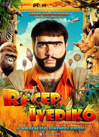 دانلود فیلم رجب ایودیک 6 Recep Ivedik 6 2019