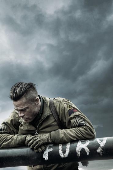دانلود فیلم Fury 2014 دوبله فارسی