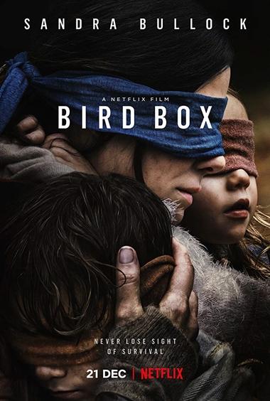 دانلود فیلم Bird Box 2018 دوبله فارسی