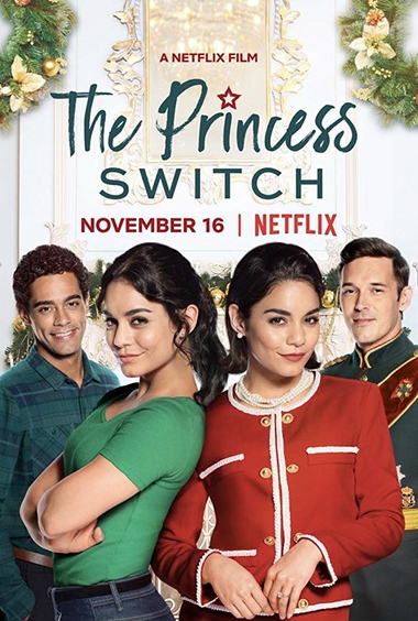 دانلود فیلم The Princess Switch 2018 دوبله فارسی