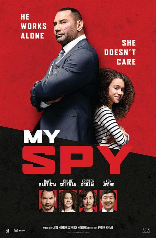 دانلود فیلم My Spy 2020 دوبله فارسی - جاسوس من
