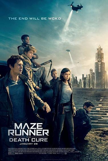 دانلود فیلم Maze Runner The Death Cure 2018 دوبله فارسی