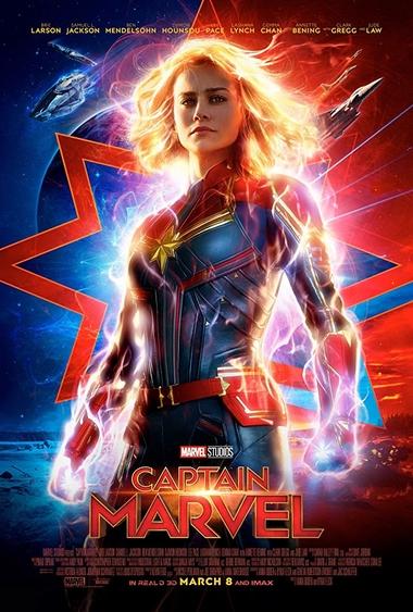 دانلود فیلم Captain Marvel 2019 دوبله فارسی