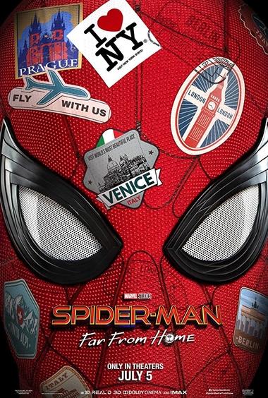 دانلود فیلم Spider Man Far From Home 2019 دوبله فارسی