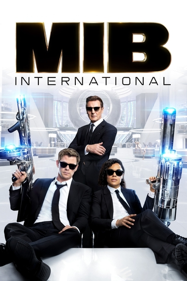 دانلود فیلم Men in Black International 2019 دوبله فارسی