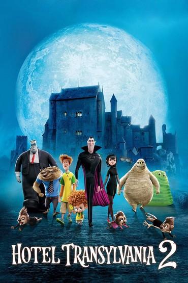 دانلود انیمیشن Hotel Transylvania 2 2015 دوبله فارسی