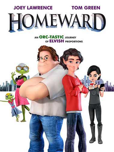 دانلود انیمیشن Homeward 2020