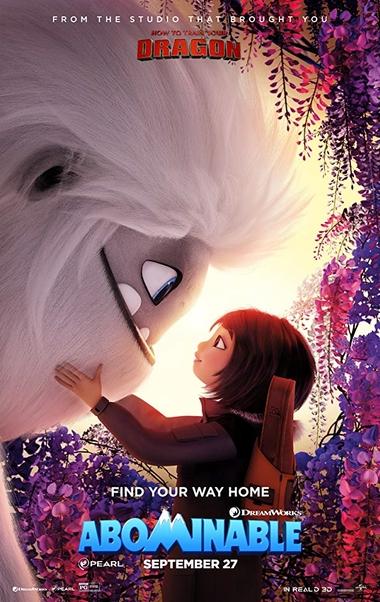 دانلود انیمیشن Abominable 2019 دوبله فارسی