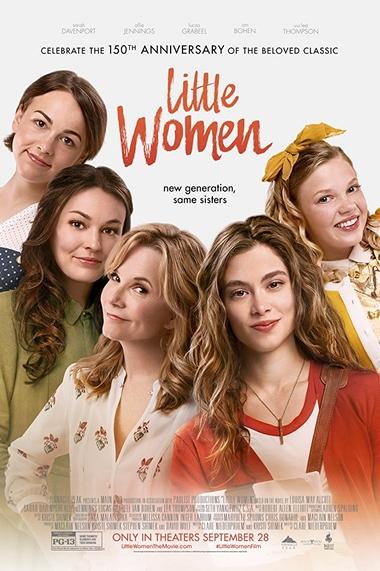 دانلود فیلم Little Women 2018