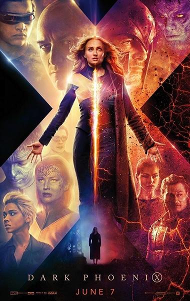 دانلود فیلم X-Men Dark Phoenix 2019 دوبله فارسی