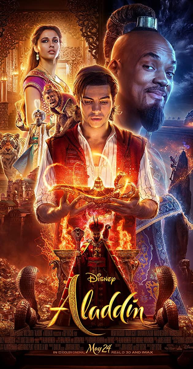 دانلود فیلم Aladdin 2019 دوبله فارسی