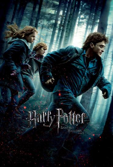 دانلود فیلم Harry Potter and the Deathly Hallows Part 1 2010 دوبله فارسی - هری پاتر 7