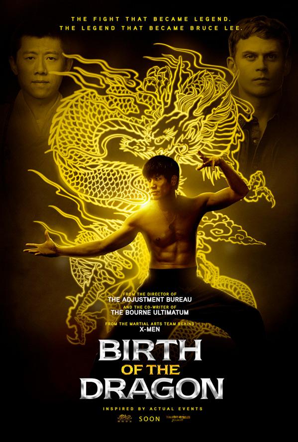 دانلود رایگان فیلم Birth of the Dragon 2016