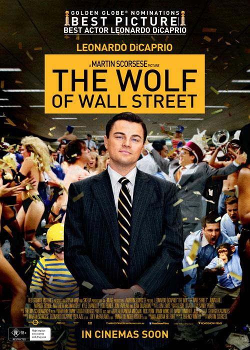 دانلود فیلم The Wolf of Wall Street 2013 دوبله فارسی