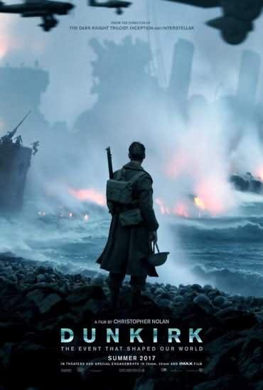 دانلود فیلم Dunkirk 2017 دوبله فارسی - دانکرک