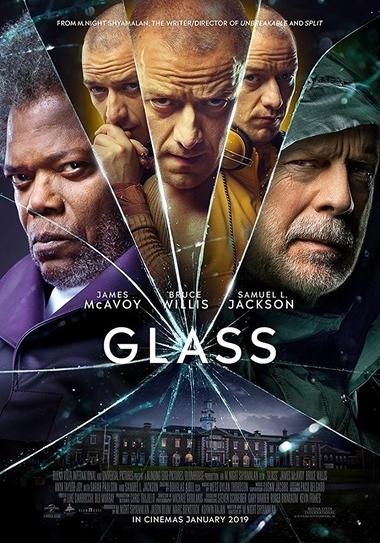 دانلود فیلم Glass 2019 دوبله فارسی