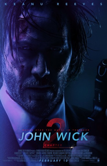 دانلود فیلم John Wick 2 2017 دوبله فارسی