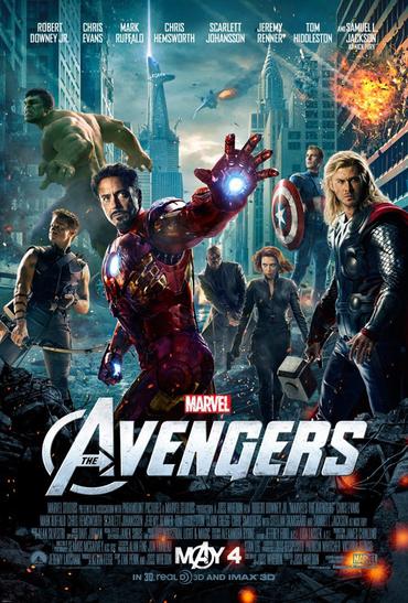 دانلود فیلم Avengers 2012 دوبله فارسی