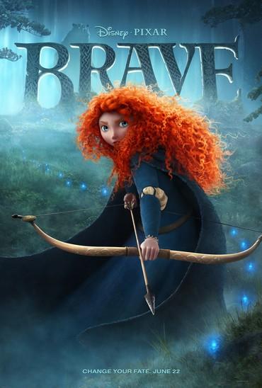 دانلود انیمیشن Brave 2012 دوبله فارسی