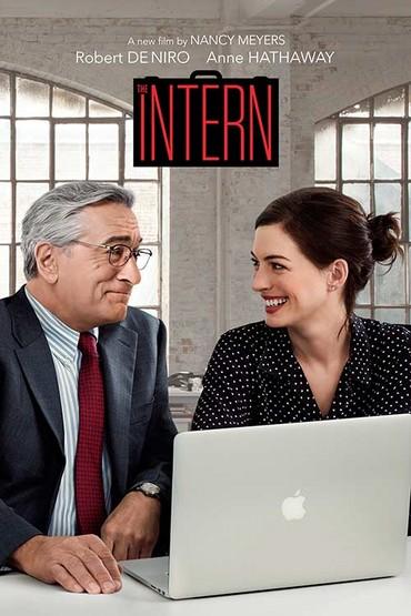 دانلود فیلم The Intern 2015 دوبله فارسی