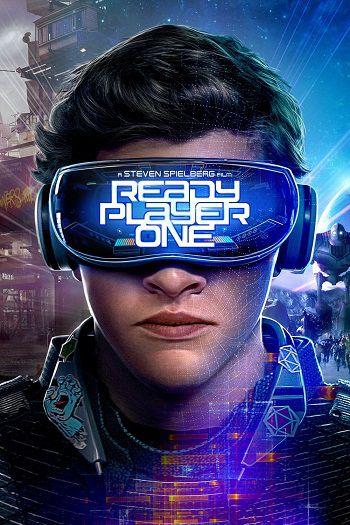 دانلود فیلم Ready Player One 2018 دوبله فارسی - بازیکن شماره یک آماده