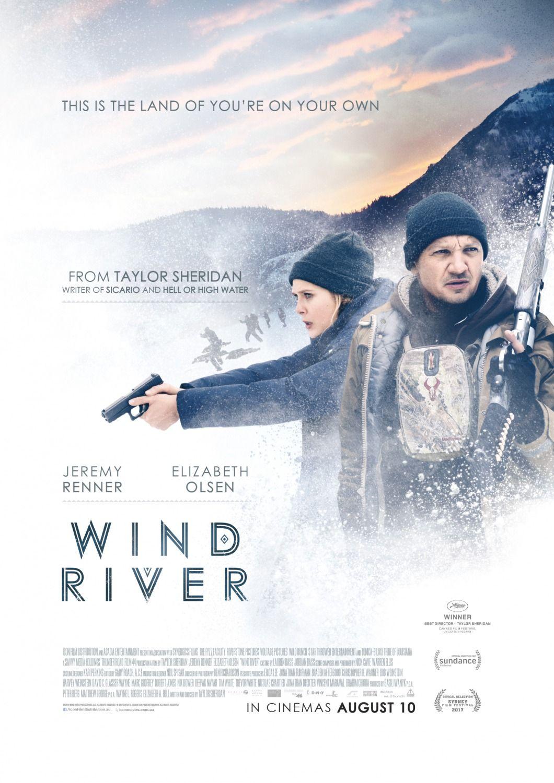 دانلود فیلم Wind River 2017 دوبله فارسی - رودخانه ی ویند