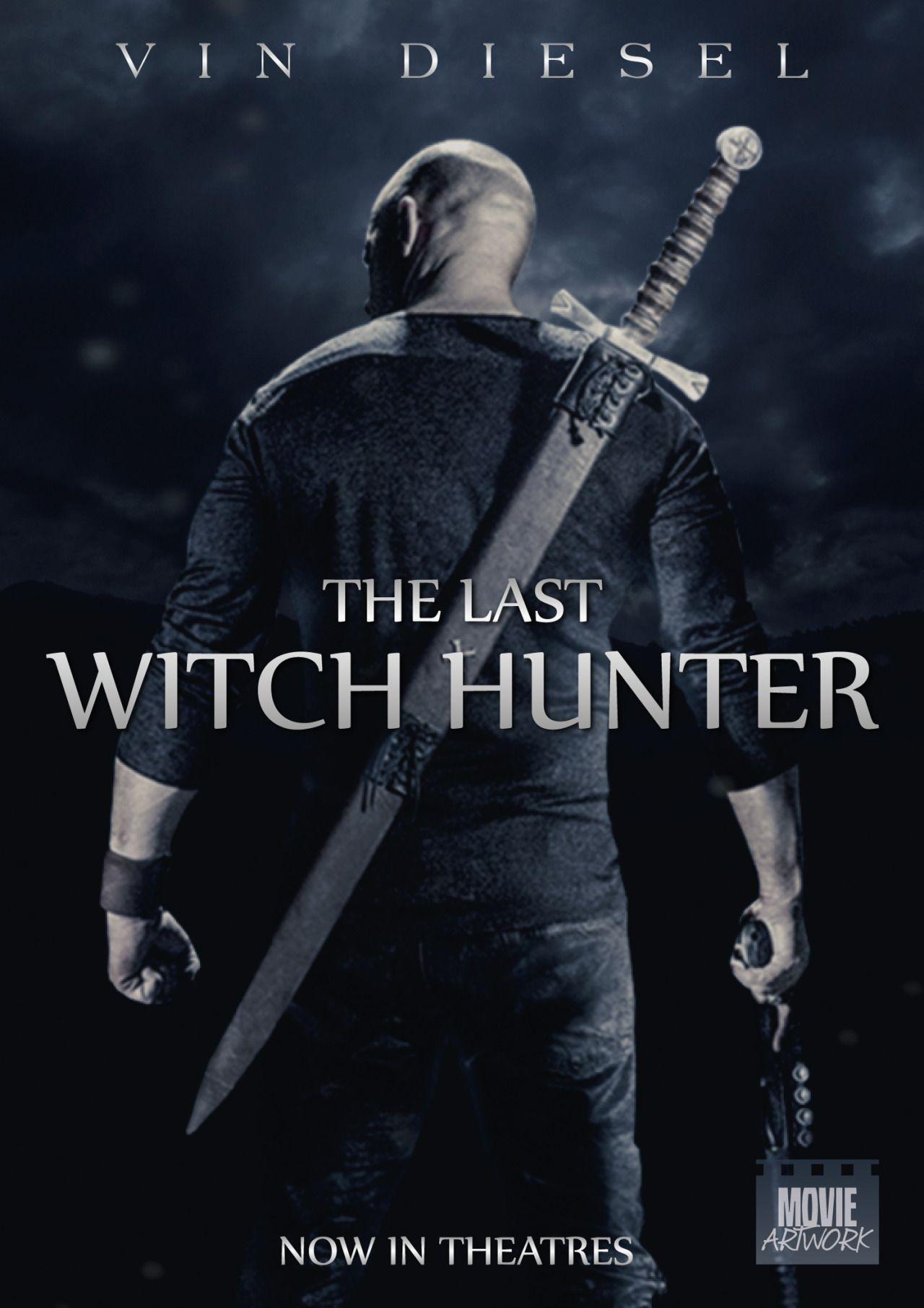 دانلود فیلم The Last Witch Hunter 2015 دوبله فارسی - آخرین شکارچی جادوگر