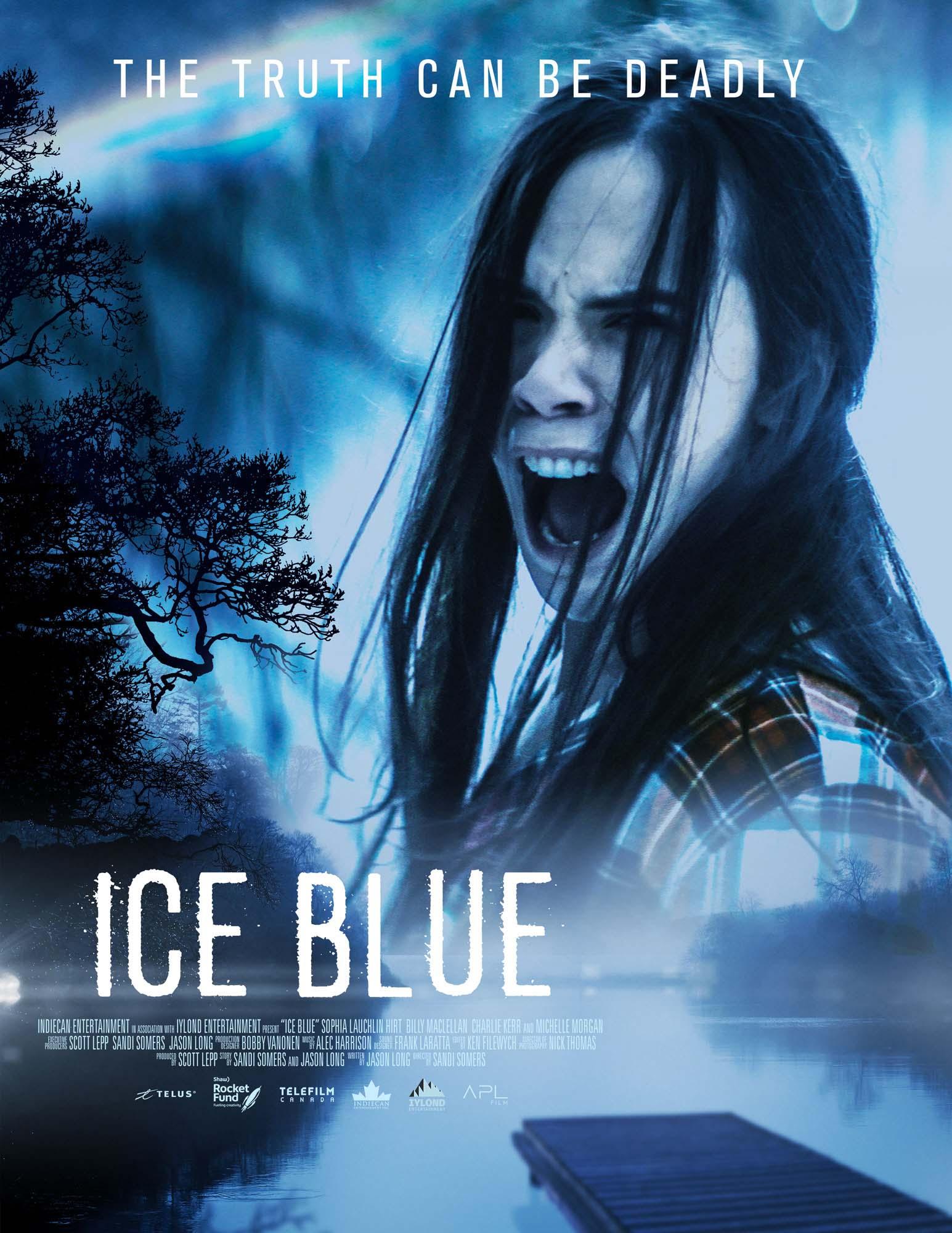 دانلود فیلم Ice Blue 2017 - آبی یخی