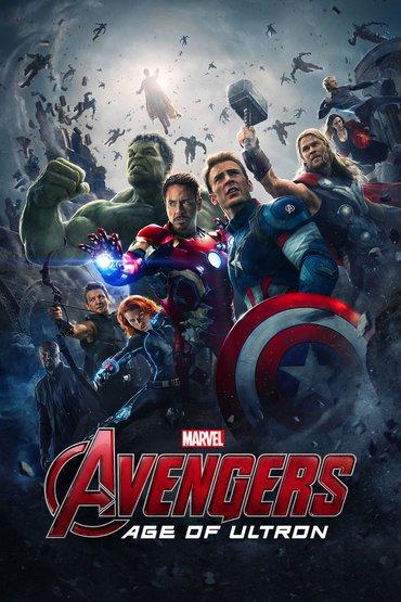 دانلود فیلم Avengers Age of Ultron 2015 - انتقام جویان 2 2015