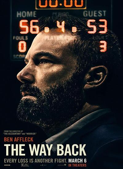 دانلود فیلم راه بازگشت دوبله فارسی The Way Back 2020