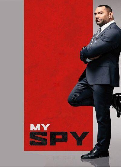 دانلود فیلم جاسوس من دوبله فارسی My Spy 2020