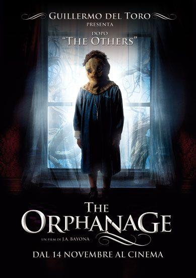 دانلود فیلم The Orphanage 2007 دوبله فارسی - یتیم خانه