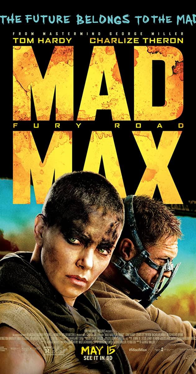 دانلود فیلم Mad Max Fury Road 2015 دوبله فارسی - مد مکس