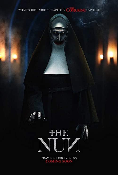 دانلود فیلم The Nun 2018 دوبله فارسی - راهبه