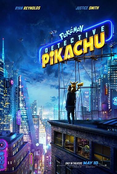 دانلود فیلم Pokemon Detective Pikachu 2019 دوبله فارسی - پوکمون