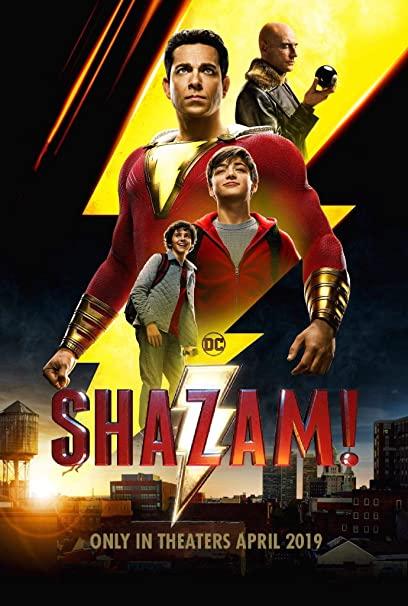 دانلود فیلم Shazam! 2019 دوبله فارسی - شزم