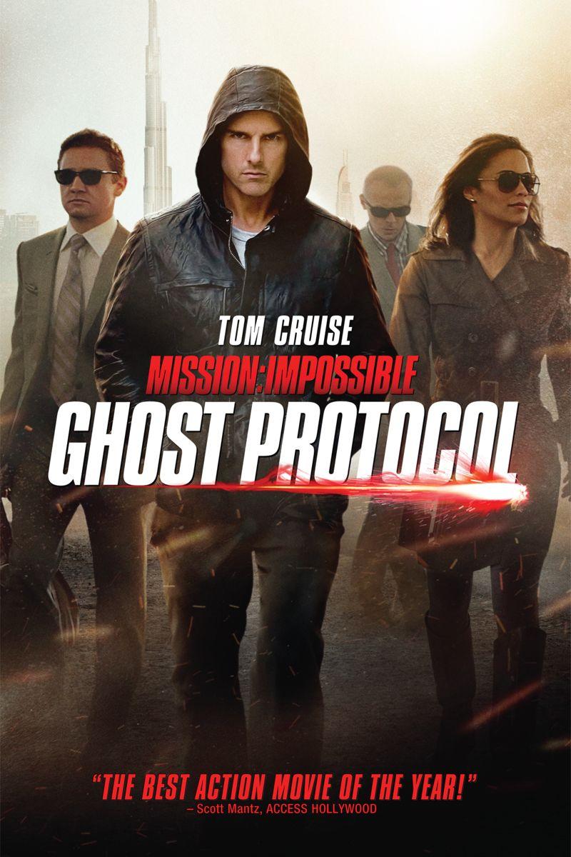دانلود فیلم Mission Impossible 2011 Ghost Protocol دوبله فارسی - ماموریت غیرممکن