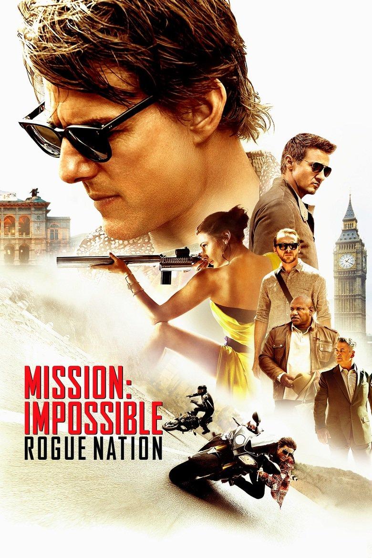 دانلود فیلم Mission Impossible 5 2015 Rogue Nation - ماموریت غیرممکن 5