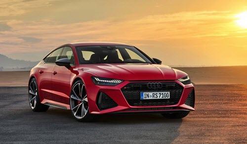 تصاویر | Audi RS7 ماشین شگفت انگیز با قدرت 730 اسب بخار!