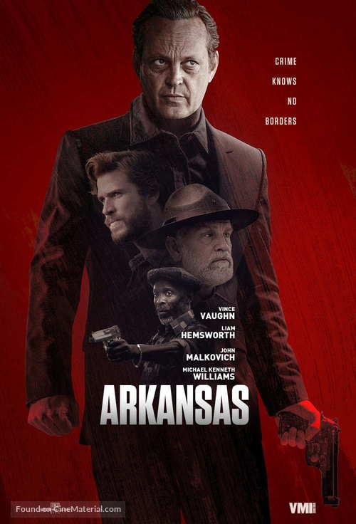 دانلود فیلم Arkansas 2020 - آرکانزاس